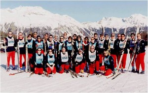 Cedar Centre Fund Raising, Engadin Ski Marathon