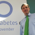 Professor David Russell-Jones world diabetes day